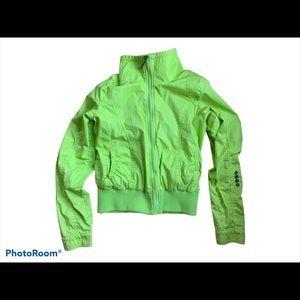 Bench Neon Green Jacket